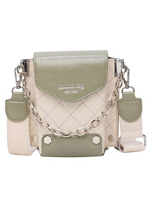 Tote Fashion Rhinestone Chain Bags (1490113)