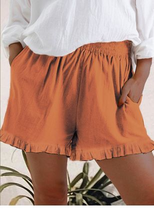 Women's Loose Pants Shorts (4042408)