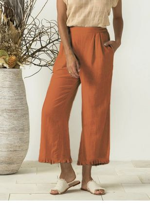 Women's Straight Pants (104534103)