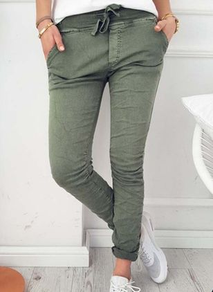 Women's Skinny Pants (1528359)