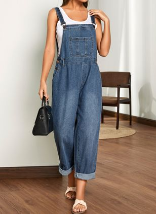 Women's Loose Jumpsuits (1528377)