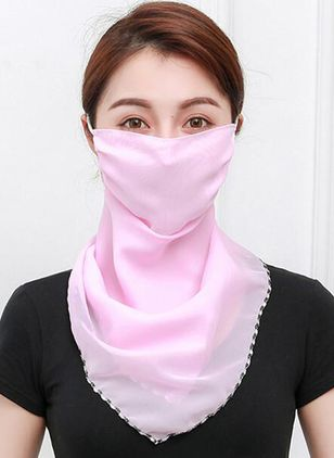Casual Solid Scarves (1532483)