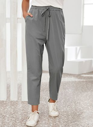Women's Loose Pants (1528378)