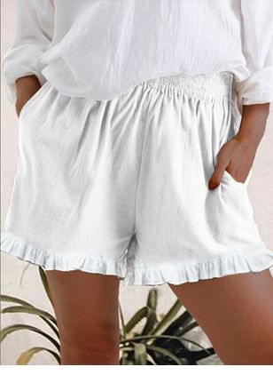 Frauen Hosen Shorts Large (4042408)